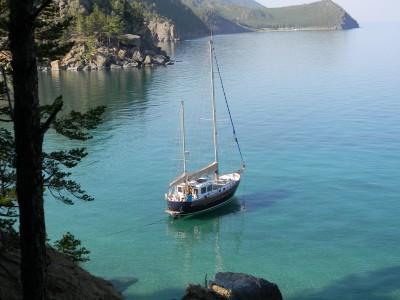 Байкал яхта